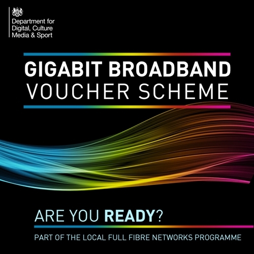 First wave of Gigabit Broadband Voucher Scheme closes - but Rural Gigabit Vouchers still available